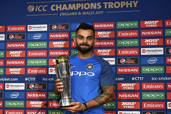 Indian captain Virat Kohli capped a memorable 2018 season by becoming the first to win the International Cricket Council's (ICC) cricketer, test and one-day international (ODI) player of the year awards,