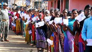 Indians have turned out in big numbers to vote in the first phase of mammoth general elections.jpg
