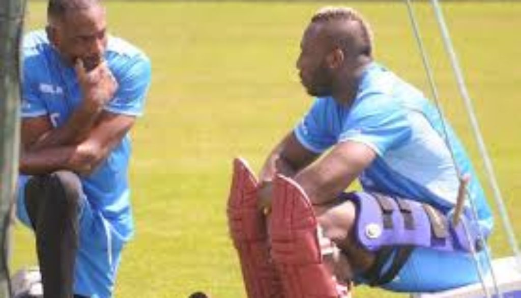 Injury plagued all rounder Andre Russell will be fit to face England in Fridays crucial World Cup encounter at the Rose Bowl despite missing the rain abandoned match against South Africa on Monday