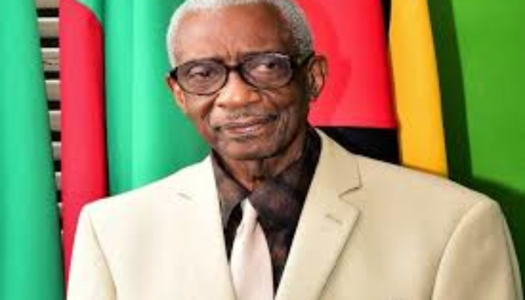 The Chairman of the Guyana Elections Commission GECOM retired justice James Patterson has resigned