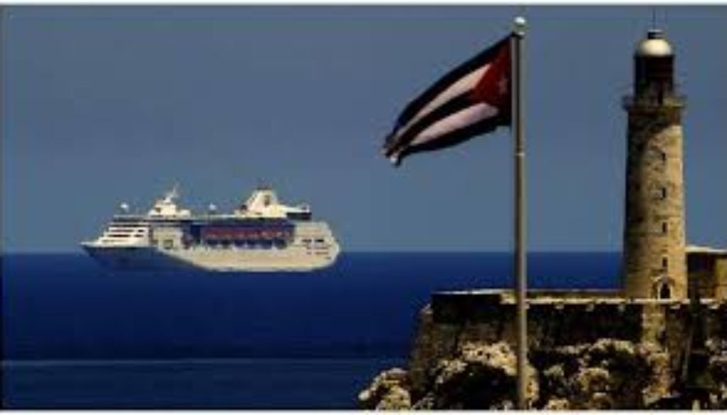 The US has announced a new ban on travel to Cuba for American group tours as well as cruise ships journeying to the island