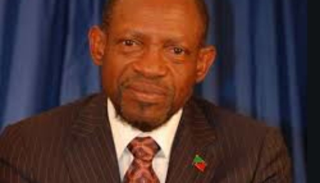 Former Prime Minister and leader of the St. Kitts Nevis Labour Party Dr. Denzil Douglas says his administration made the foundational provisions for a strong local economy. 1