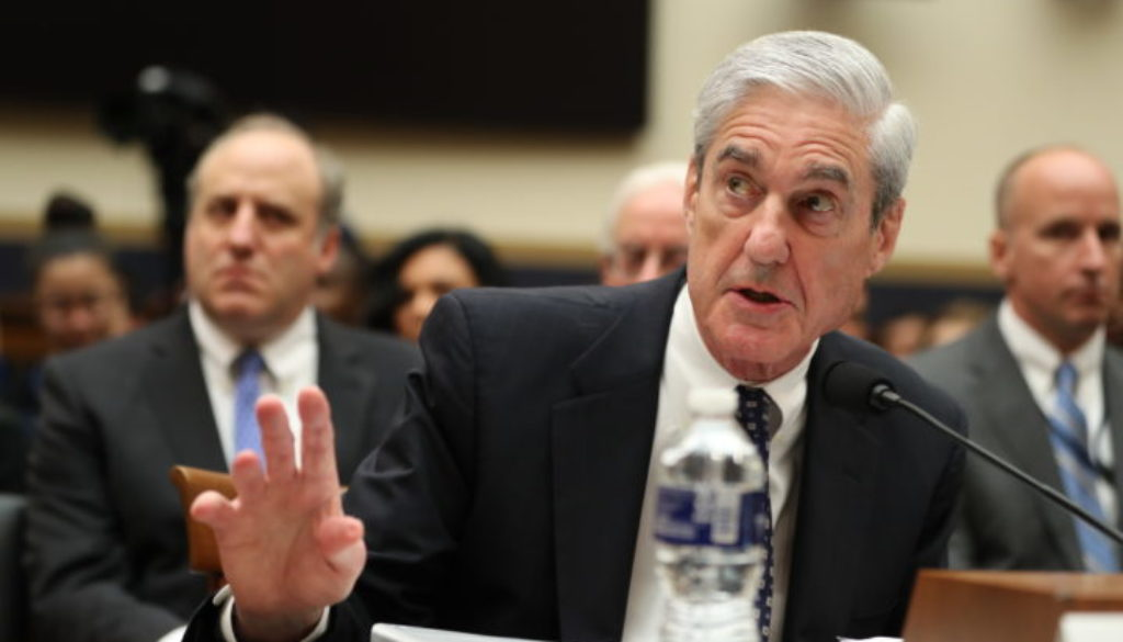 Robert Mueller appears before US House Judiciary Committee