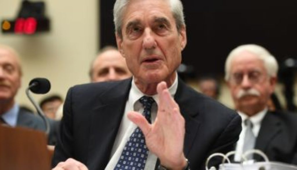 US Special Counsel Mueller says he did not exonerate Trump