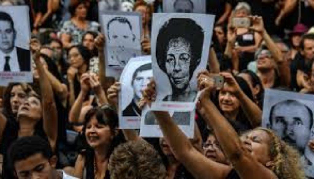Bolsonaro praises accused torturer and symbol of Brazils dictatorship as national hero