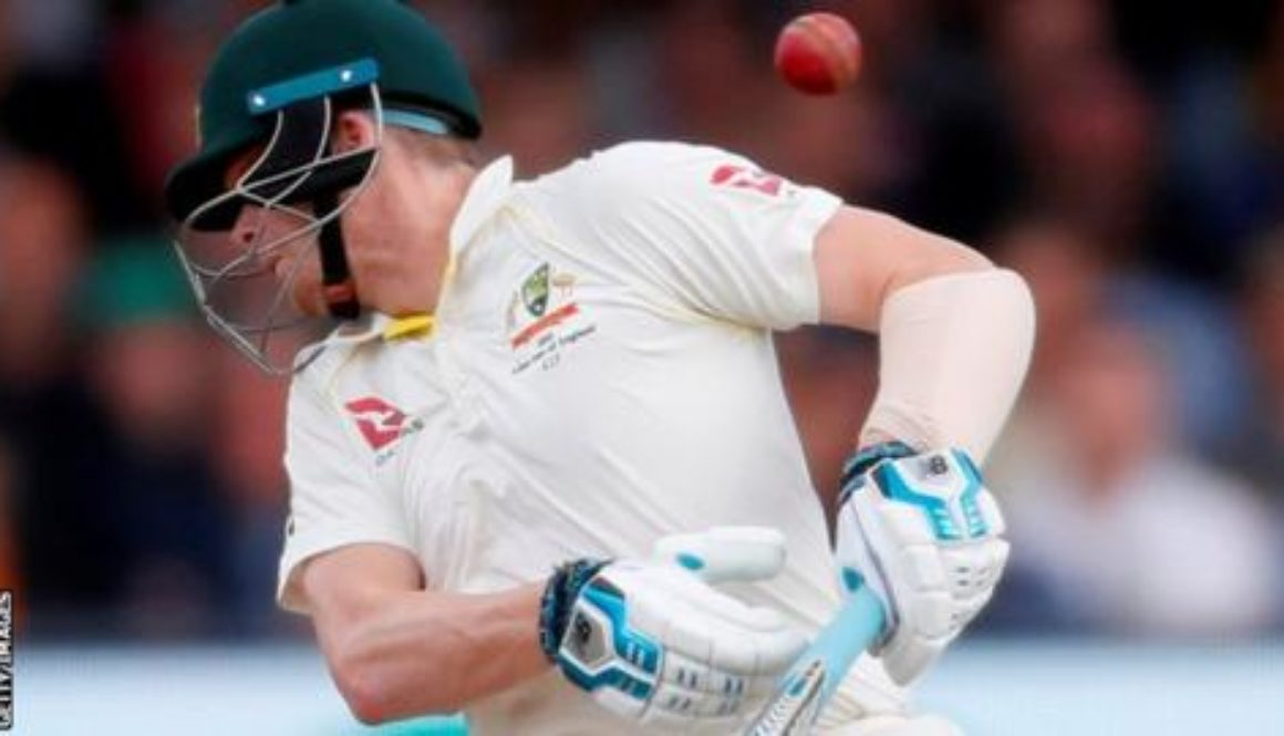 Incredibly dangerous for Steve Smith to resume innings