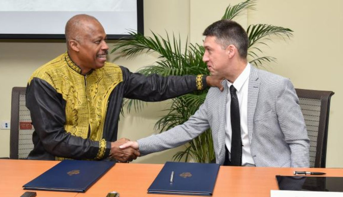 MoU signed between UWI University of Glasgow on reparatory justice related to slavery