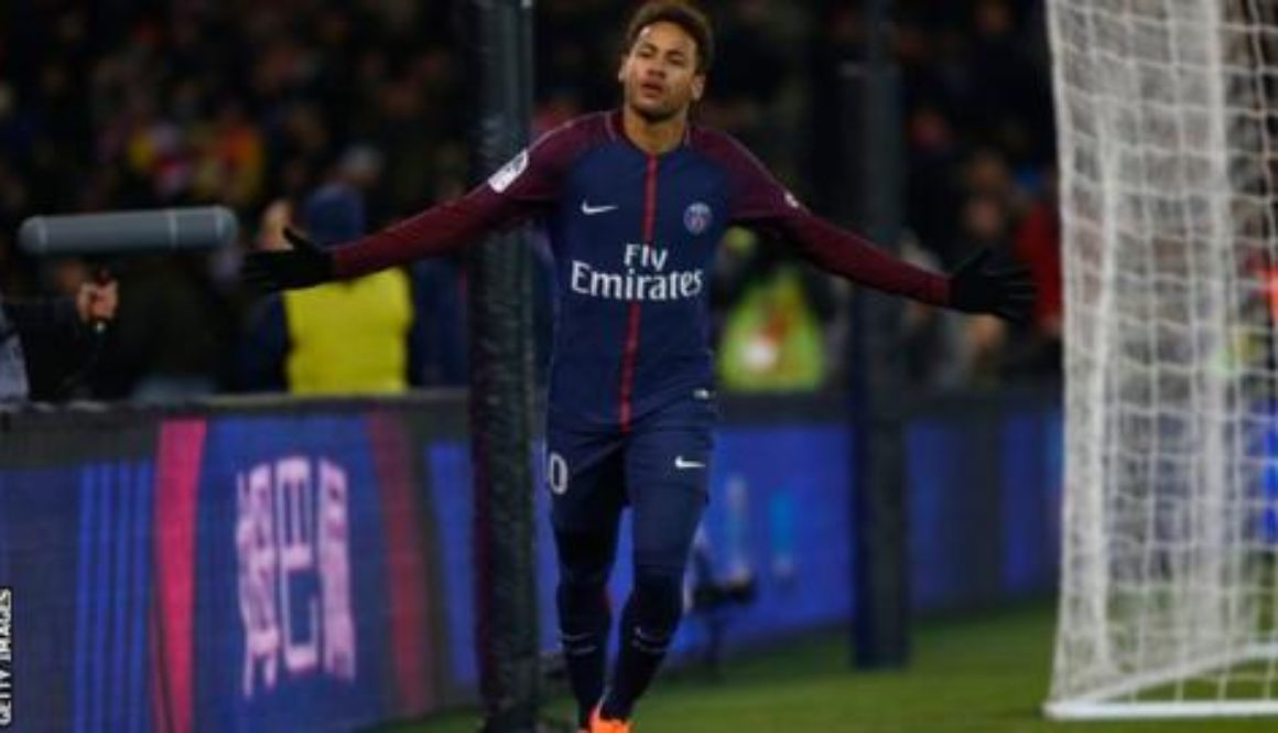 PSG forward Neymar would take 15m euros pay cut to rejoin Barcelona