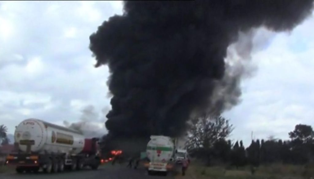 Tanzania mourns dozens killed in fuel tanker blast