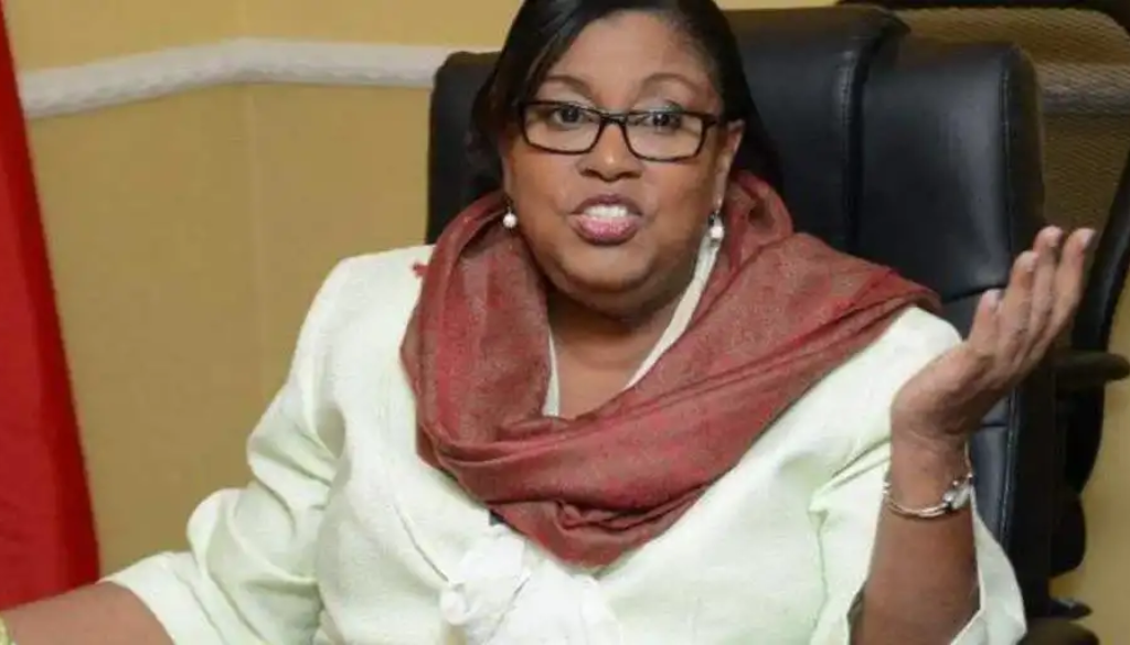 The Government has confirmed that a search warrant was executed at the home of Minister of Public Administration Marlene McDonald on Thursday morning