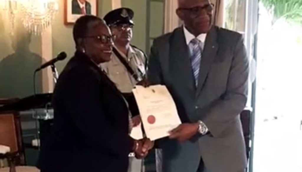 Samantha-Marshall-assumes-responsibilities-of-Agriculture-Fisheries-and-Barbuda-Affairs.jpg