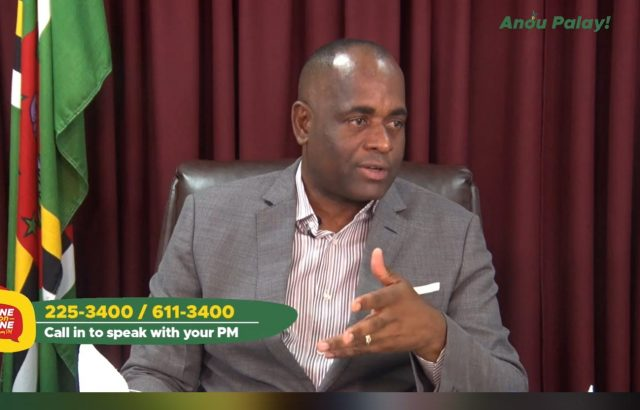 Skerrit calls for urgent reform of school curriculum